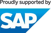 Proudly supported by SAP